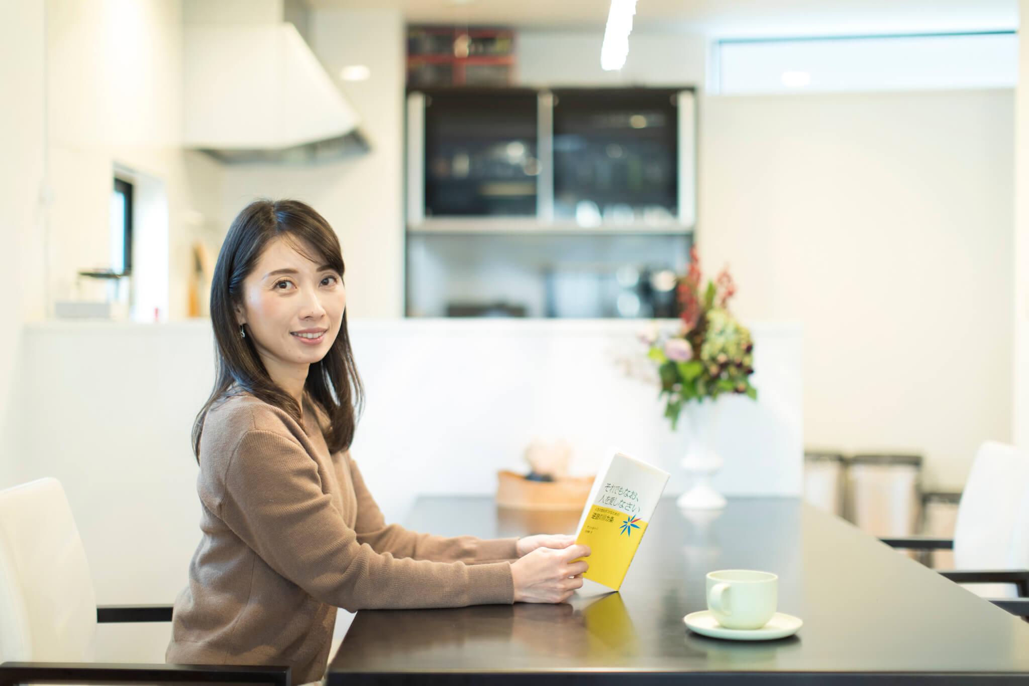 料理研究家・長田絢さん