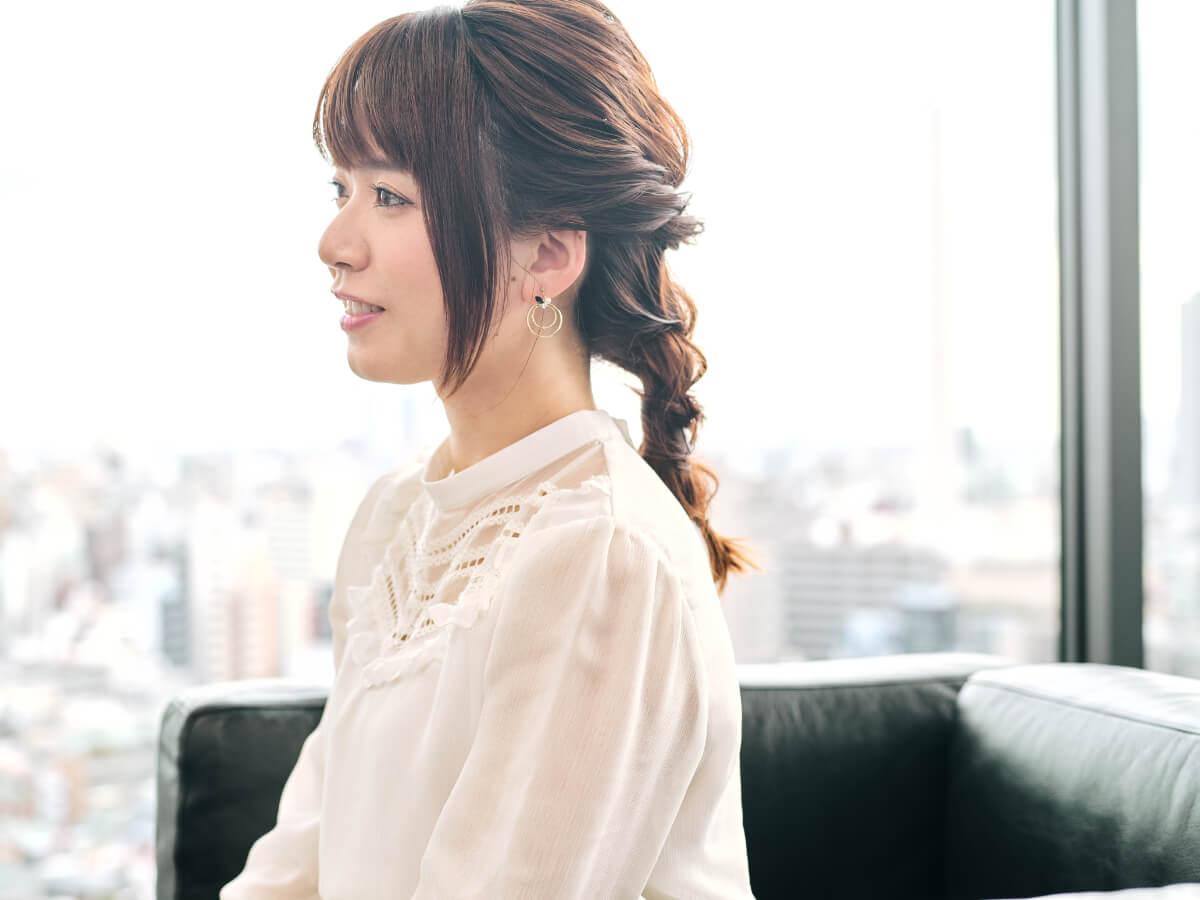 藤田麻衣子さん