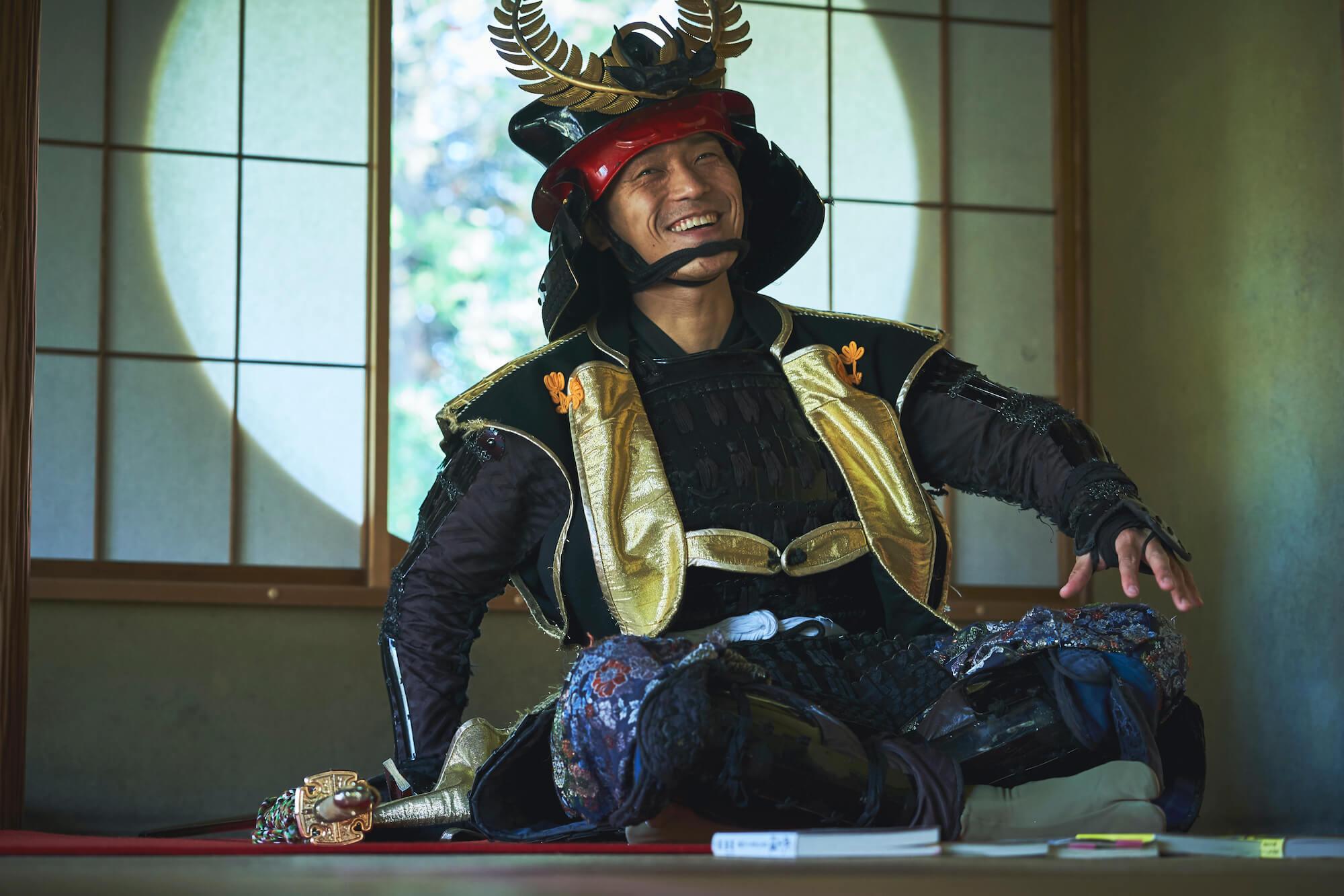名古屋おもてなし武将隊,徳川家康