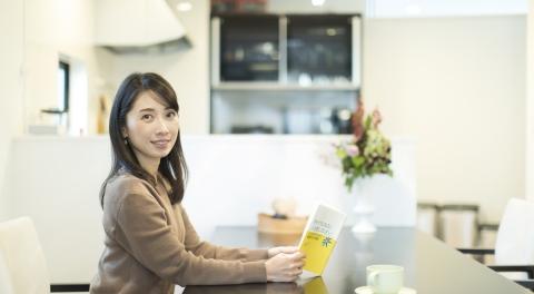 料理研究家・長田絢さんが選ぶ5冊の本┃料理家として、母として「人生の思い出に残る本」