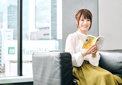 シンガーソングライター・藤田麻衣子さんが選ぶ5冊の本┃ありのままの自分を認めて、前を向く「明日を頑張るための本」