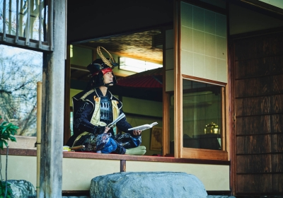 名古屋おもてなし武将隊®・徳川家康が選ぶ5冊の本┃現代にも通じる「サムライ精神を知るための本」