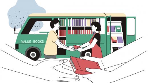 """「本を捨てないために何ができる?」。必要な人のもとに本を届ける""""捨てたくない本""""プロジェクトが、持続可能な本の循環を生み出す/株式会社バリューブックス取締役副社長・中村和義"""