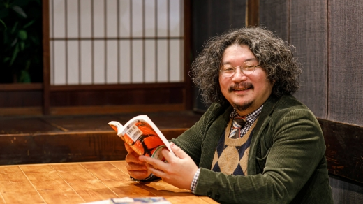 鷗来堂・栁下恭平さんが選ぶ5冊の本┃言葉や思考を豊かにしてくれる「人生の節目に出会った本」