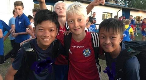 FORZA INTERNATIONAL サッカーを通して子どもたちに世界を体感させたい │ 地元企業のSDGsを取材