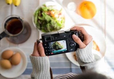 写真の基礎知識。アングルやレイアウトでイメージを変える